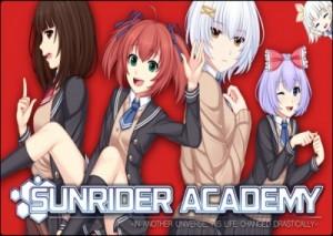 Sunrider Academy – Visual Novels
