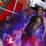 Ebony Horned Evil 2 3D