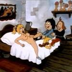Erotic Adventure drawn perverts