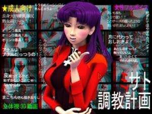 (Game) Misato Torture plan