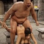 Lara Croft and the treasures of King Solomon