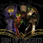 Den of Delights (3DCG, Succubus, Futanari, 285 pages+animated series)