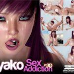 Ayako Sex in Addiction 3D