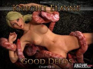 Knight Elayne Good Deeds part 2