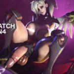 FutaWatch Season Part 4 (An Overwatch Futanari Compilation)