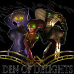 Den of Delights (Succubus, Futanari, 295 pages+animated series)