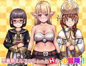 Shishunki Elf no Chotto H na Shou Bouken