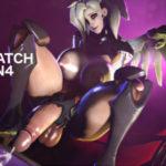 FutaWatch Season 4 An Overwatch Futanari Compilation