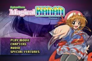 Magical Kanan Vol 1 n Vol 2
