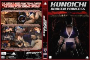 Kunoichi – Broken Princess – 3d HD Video