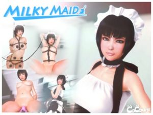 Milky Maid – 3d HD Video
