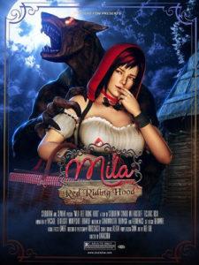 Mila Red Riding Hood