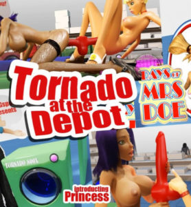 Mrs. Doe: Tornado At The Depot