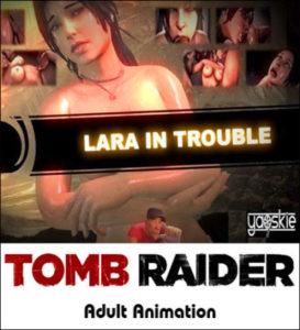 Lara in Trouble