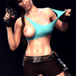 Lara Croft From Tomb Raider Vol. 1