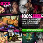 Videos 3D Planet XXX Porn