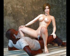 Tomb Raider – X Lara Croft – Scene 1