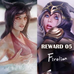 Reward Vol. 5