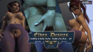 Elven Desires – Distress Signal 2