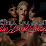 Stella Ona Jolie The Devil Inside