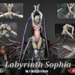 Labyrinth Sophia 3D