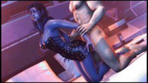 Tali'Zorah nar Rayya – Mass Effect Assembly