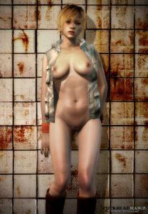 Heather Mason ( Silent Hill 3) assembly