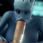 Liara's Lust – Full HD 1080p