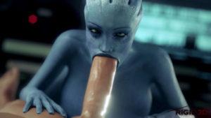 Liara's Lust – Full HD 1080p