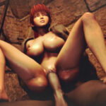 Kasumi the slave off Hell – pt 3