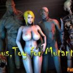 Samus Toy for Mutants