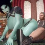 Skyrim Immersive Porn scene 15