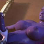 Mass Porn Effect – Scene 3 – HD 720p