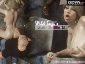 Wild Suzi's Uncotrollable Lust