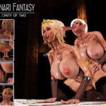 A Futanari Fantasy Sexual Unity of Two