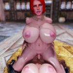 Busty Triss Merigold – Full HD 1080p