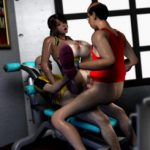 Shoko Sexy trainer