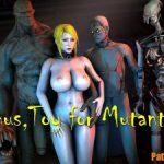 Samus Toy for Mutants. Patreon Version vol.1