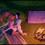 Campfire Memories – Rebel And Vicky