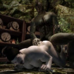 Skyrim: Koji the Sex Worker 3D Animation