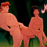 Mr X-Toon – Hercules vs Aladdin